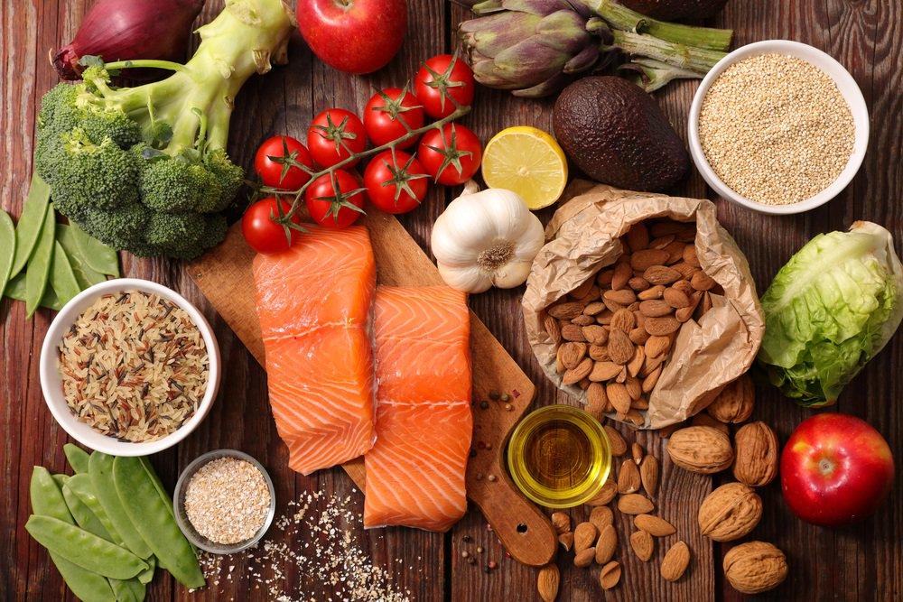 الاغذية الصحية تساعد فى علاج الكبد الدهنى