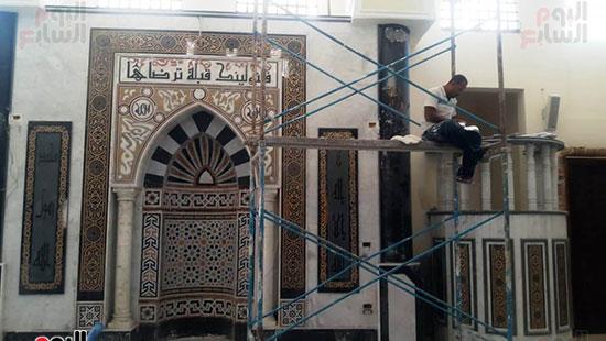 أحد-المساجد-تحت-الإنشاء-(12)