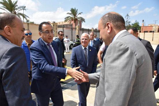 بدء اجتماع مجلس المحافظين فى محافظة بورسعيد برئاسة مصطفى مدبولى (2)