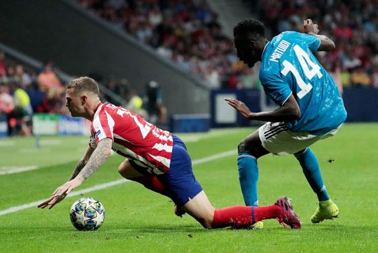 ضغط-لاعبى-يوفنتوس-تسبب-فى-ارهاق-اتليتكو-مدريد
