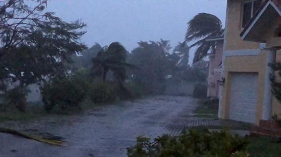 الإعصار يثير المخاوف فى الولايات المتحدة
