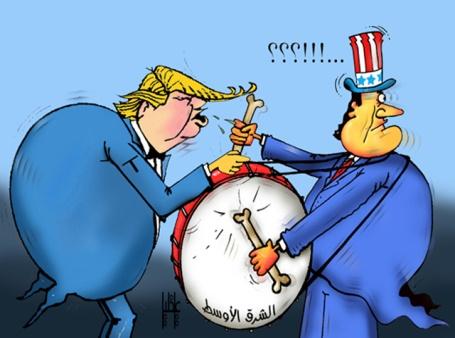 كاريكاتير صحيفة الخليج