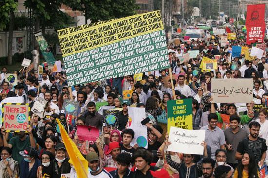 مسيرات-لاهور