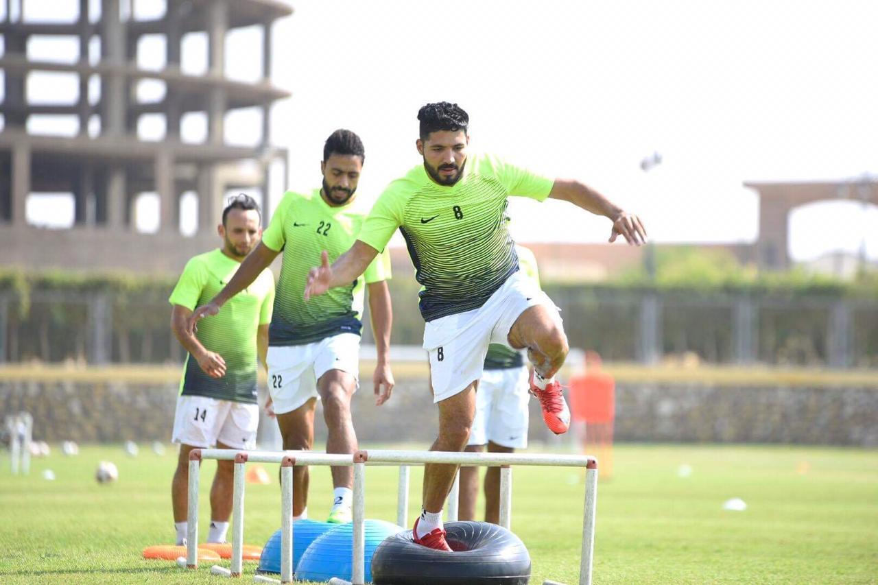 فريق مصر المقاصة  (3)