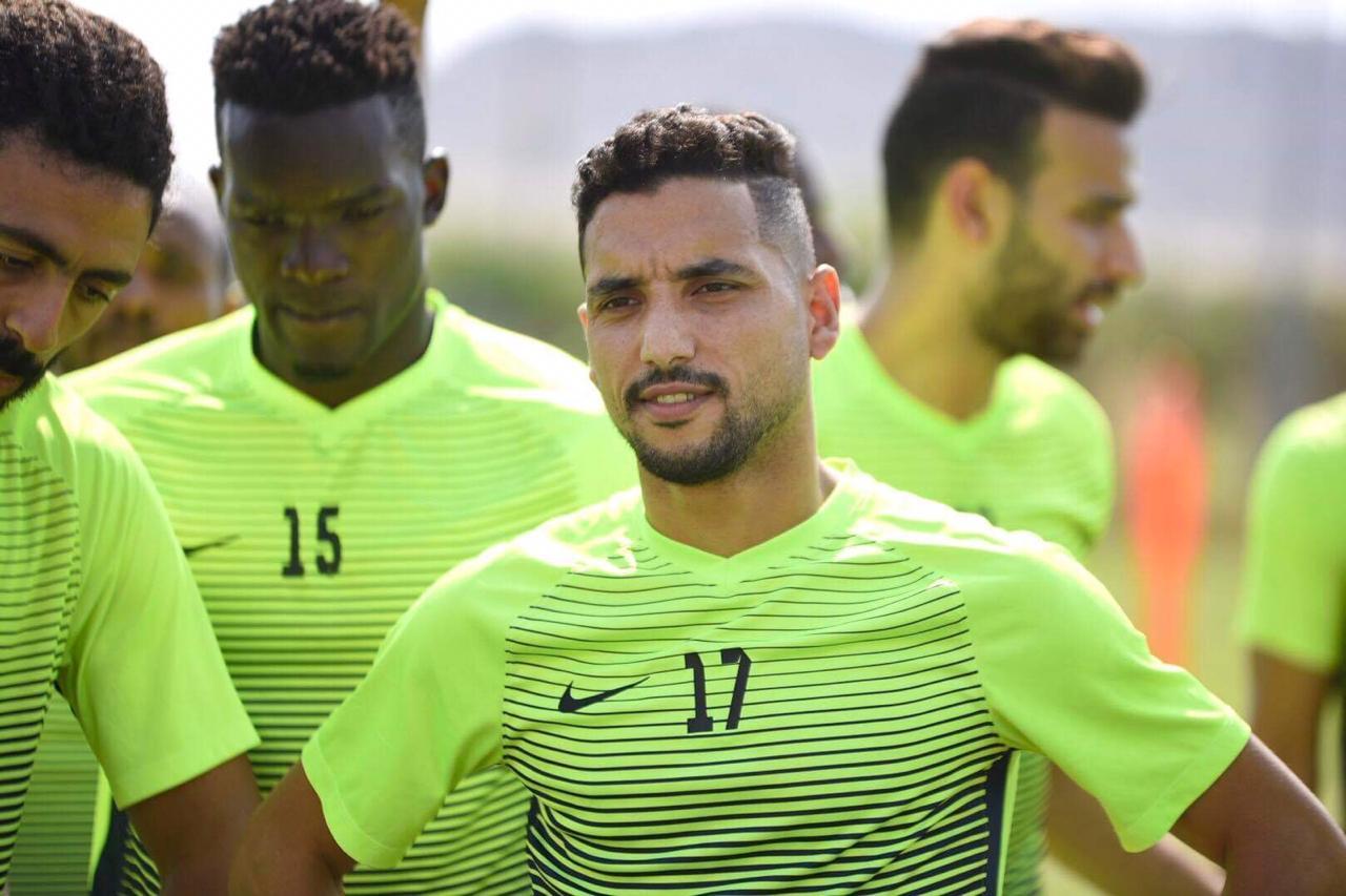 فريق مصر المقاصة  (1)