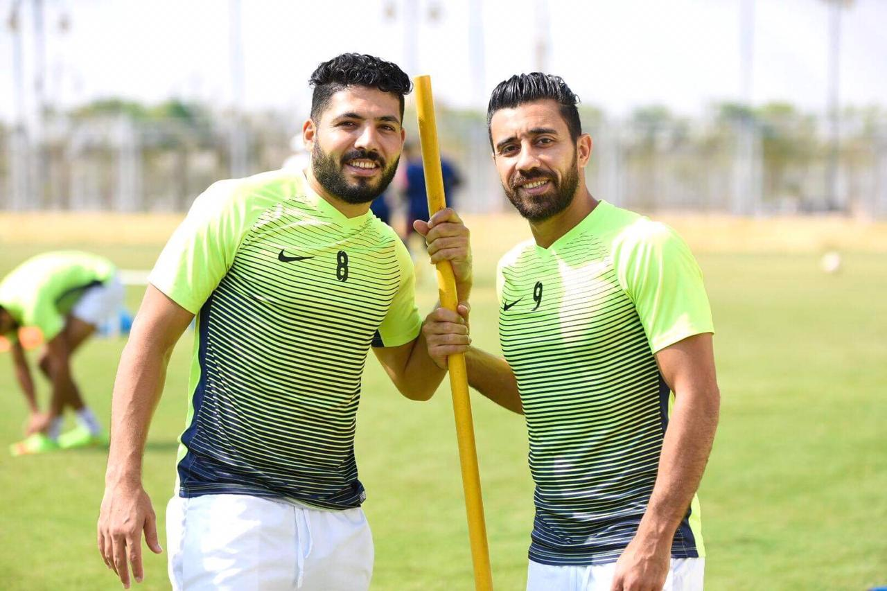 فريق مصر المقاصة  (2)
