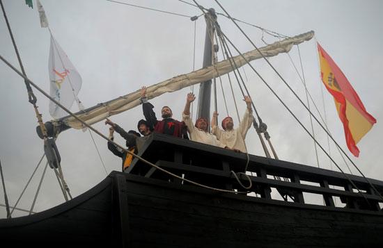 نسخة من السفينة ماجلان فيكتوريا