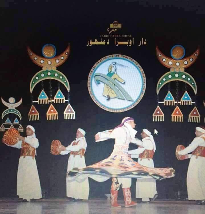 فرقة المنيا فى دار أوبرا دمنهور