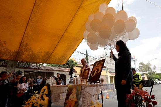 إحياء ذكرى زلزال المكسيك (2)