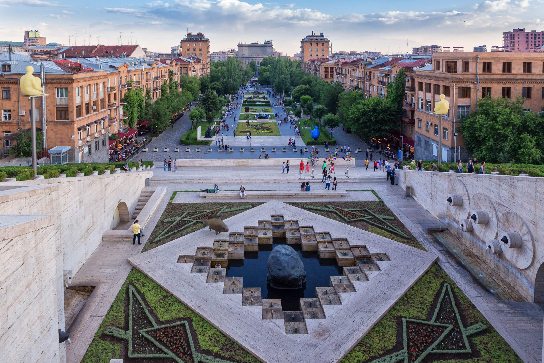 معالم أرمينيا