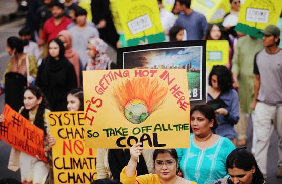مظاهرات-لاهور