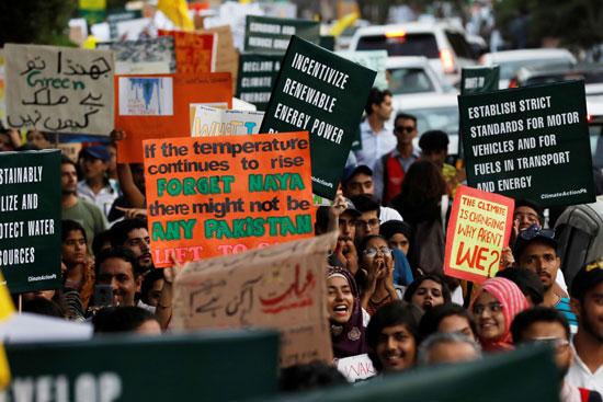 مظاهرات-كراتشى