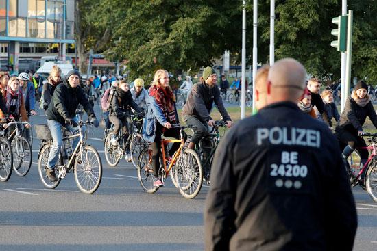 إضراب فى ألمانيا