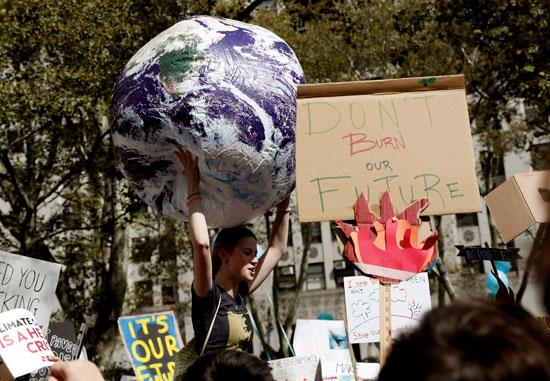 مظاهرات-نيويورك