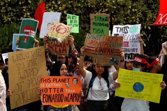 احتجاجات-جاكرتا