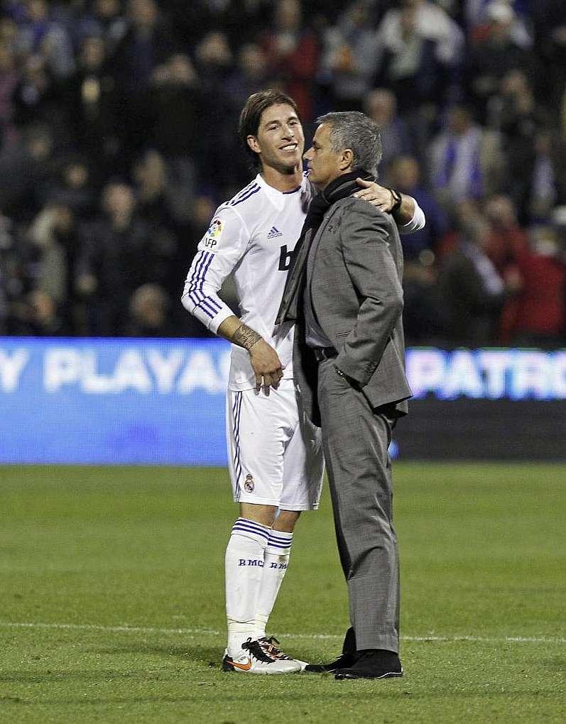 مورينيو في ريال مدريد
