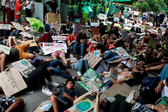 إضرابات فى تايلاند