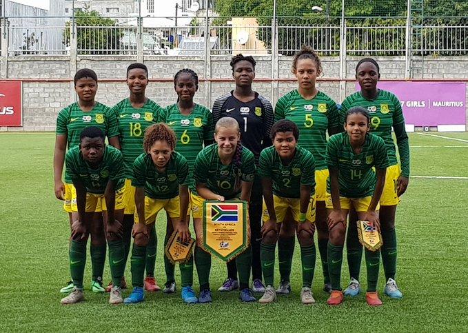 سيدات جنوب افريقيا ضد سيشيل (9)