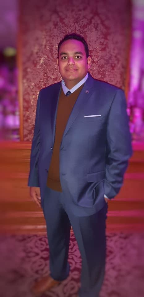محمد عطية رئيس مباحث مركز أبوتيج