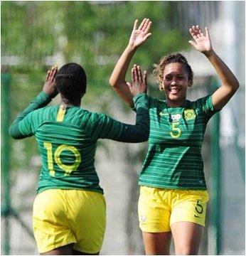 سيدات جنوب افريقيا ضد سيشيل (4)