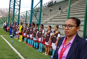 سيدات جنوب افريقيا ضد سيشيل (3)