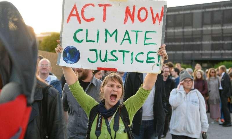 تغير المناخ 2