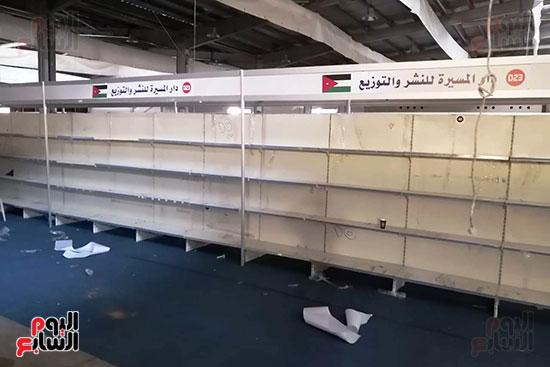 تجهيزات معرض عمان الدولى للكتاب (10)