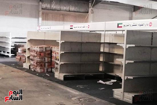 تجهيزات معرض عمان الدولى للكتاب (5)
