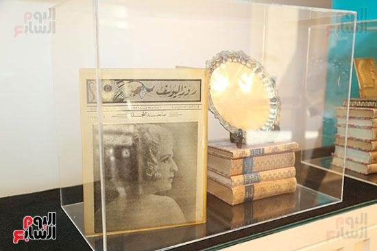 معرض إحسان عبد القدوس بالجونة السينمائى (7)