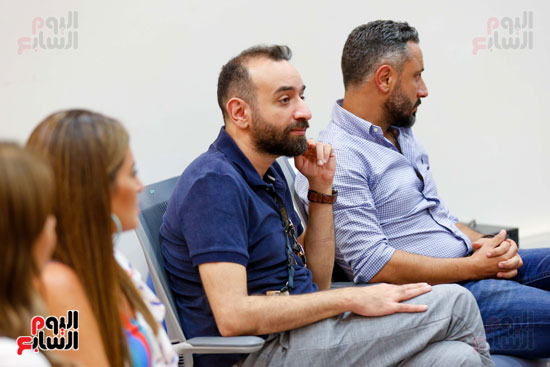 ندوة أصوات اللاجئين فى السينما بمهرجان الجونة (13)