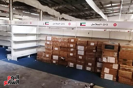 تجهيزات معرض عمان الدولى للكتاب (7)