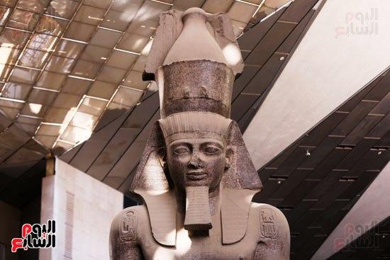 رأس تمثال رمسيس