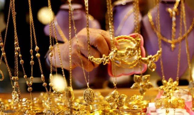 الذهب فى مصر