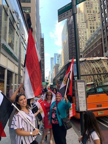 الجالية المصرية بأمريكا (3)