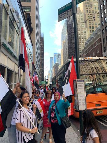 الجالية المصرية بأمريكا (4)