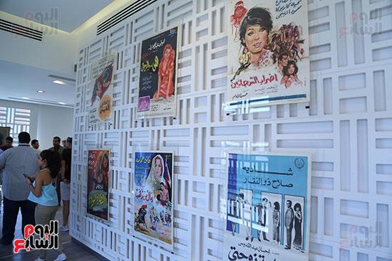 معرض إحسان عبد القدوس بالجونة السينمائى (16)