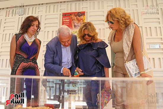 معرض إحسان عبد القدوس بالجونة السينمائى (11)