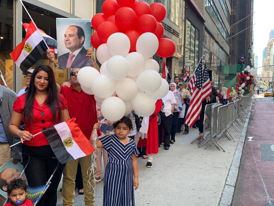 الجالية المصرية بأمريكا (1)