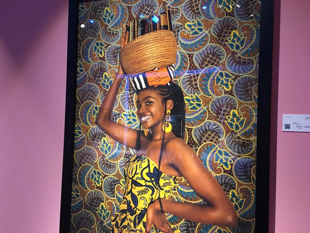 الجمال الإفريقى (3)