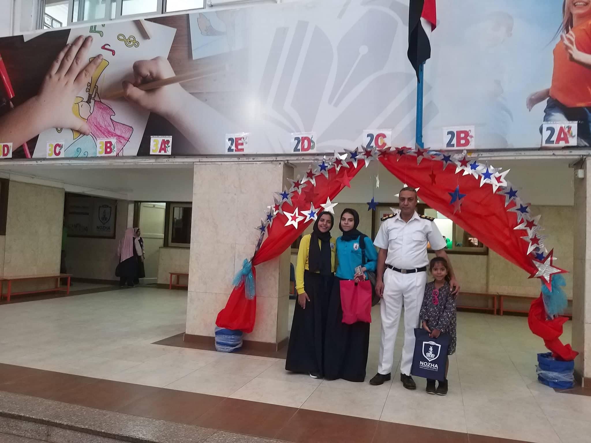 ضابط فى مدرسة بنات الشهيد هشام عزب  (5)