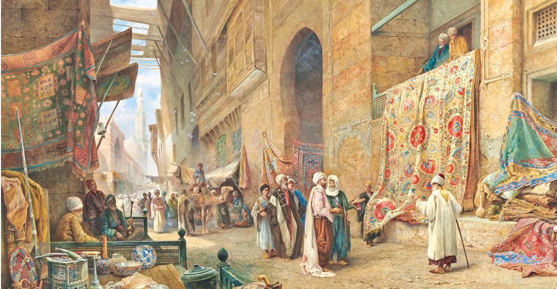 سوق القاهرة