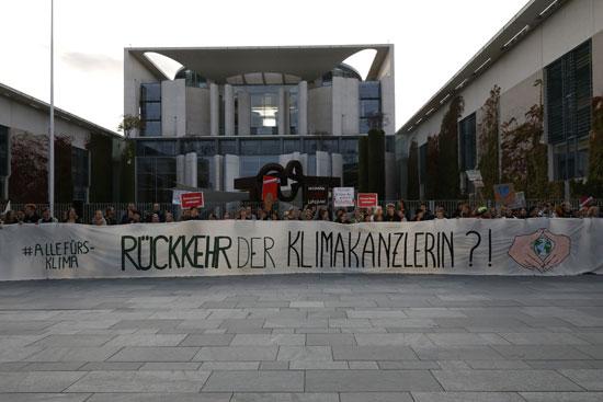 متظاهرون-ألمان-فى-أحد-ميادين-برلين