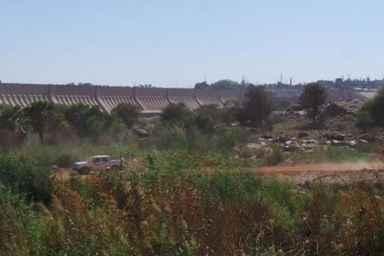 مشروع كوبرى بديل الخزان بأسوان (3)