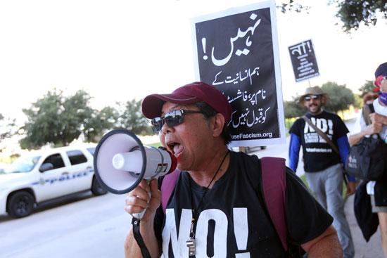 مظاهرات معارضة لمودى