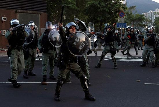 شرطة-هونج-كونج