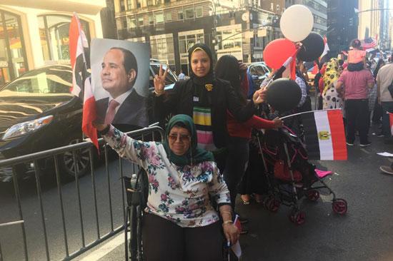 أبناء الجالية المصرية بأمريكا (9)