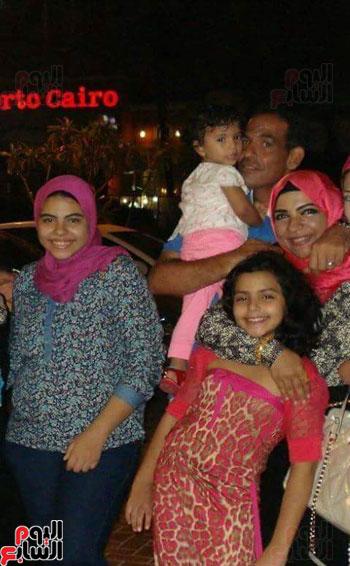 أسرة العميد هشام عزب (2)