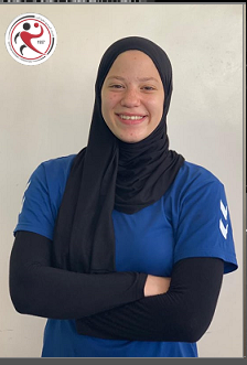 سارة ياسر لاعبة الأهلى