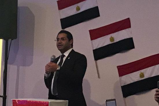 الجالية المصرية بالولايات المتحدة الامريكية (13)