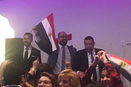 الجالية المصرية بالولايات المتحدة الامريكية (2)